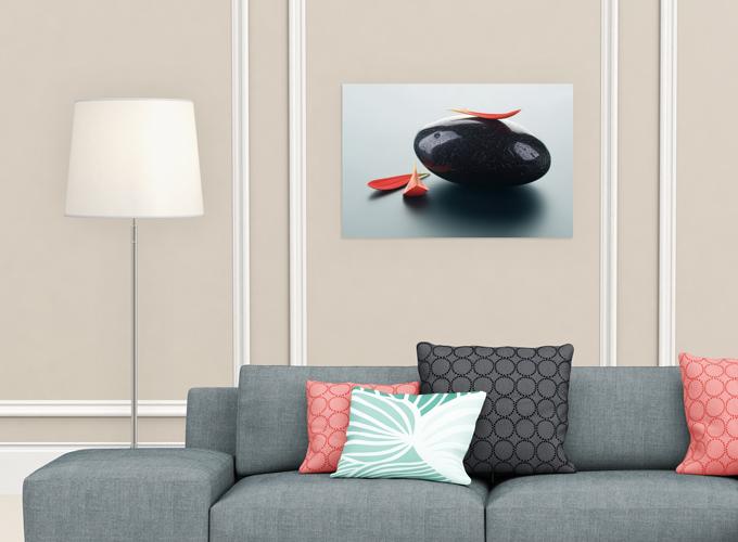 Полезни Съвети: Декориране с Плакати Принтирани Върху Стъкло