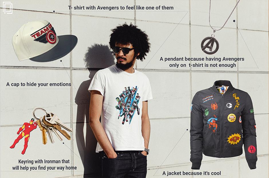 Avengers Zubehör