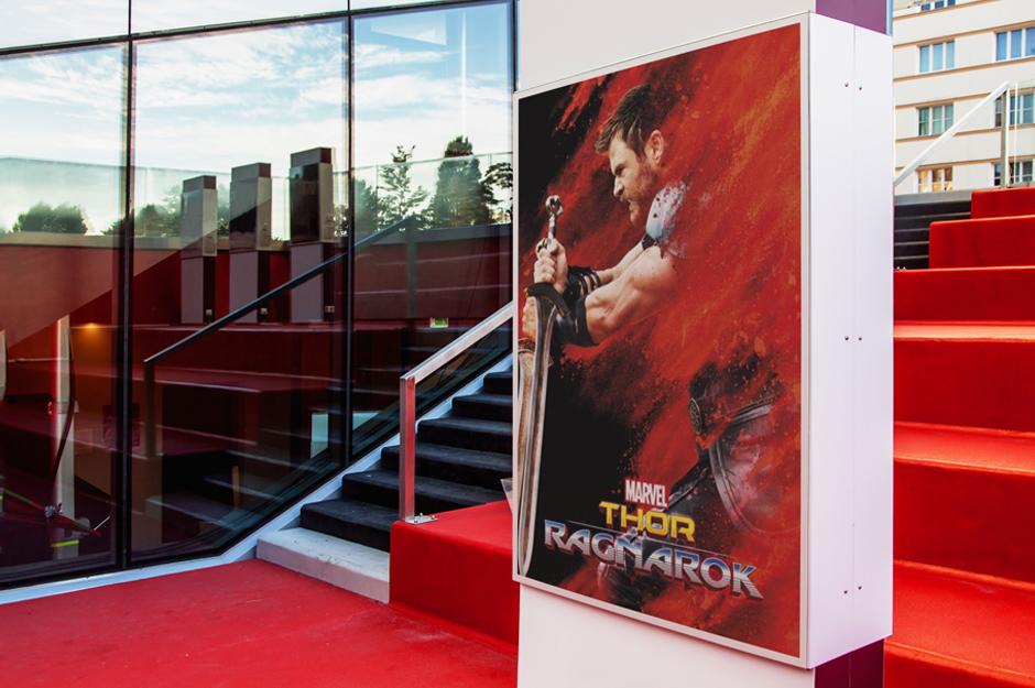 Thor Ragnarok Filmposter