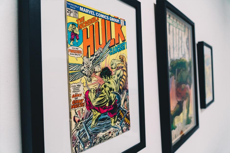 Hulk Comic Heft