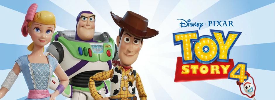 Toy Story 4 Plakat