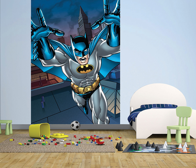 Batman - Roof Wallpaper Mural; 38,00 €