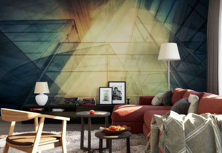 4 types of wallpapers to your flat