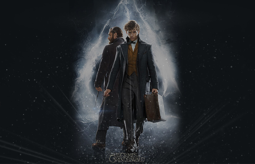 Five fantastic facts about Fantastic Beasts