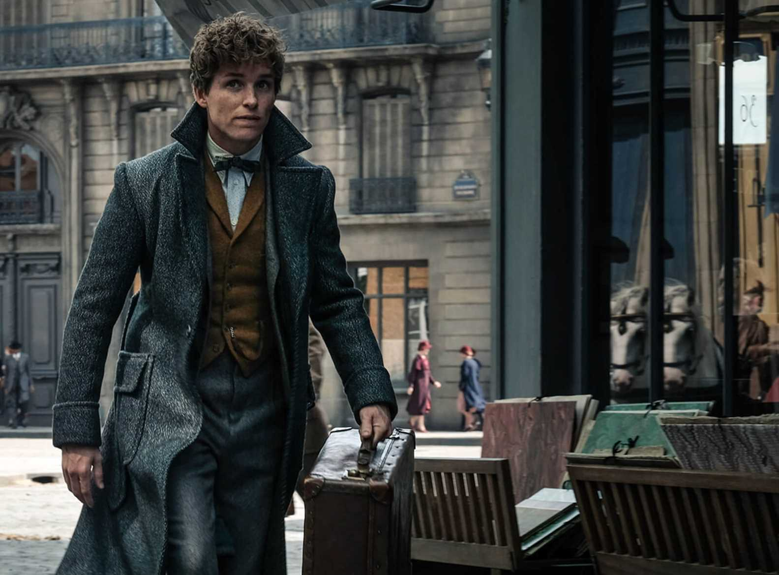 Movie Review: Fantastic Beasts 2 – The Crimes of Grindelwald