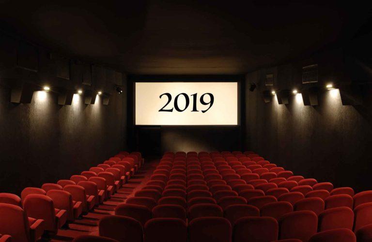 Pregled filmov 2019