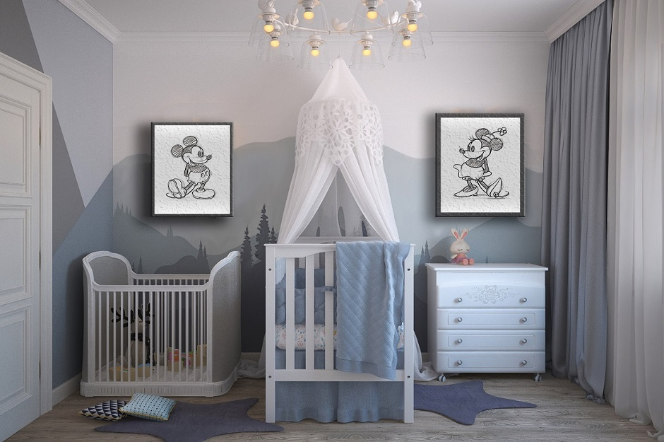 Inspiration: 4 Tips how to make your children's room more comfortable