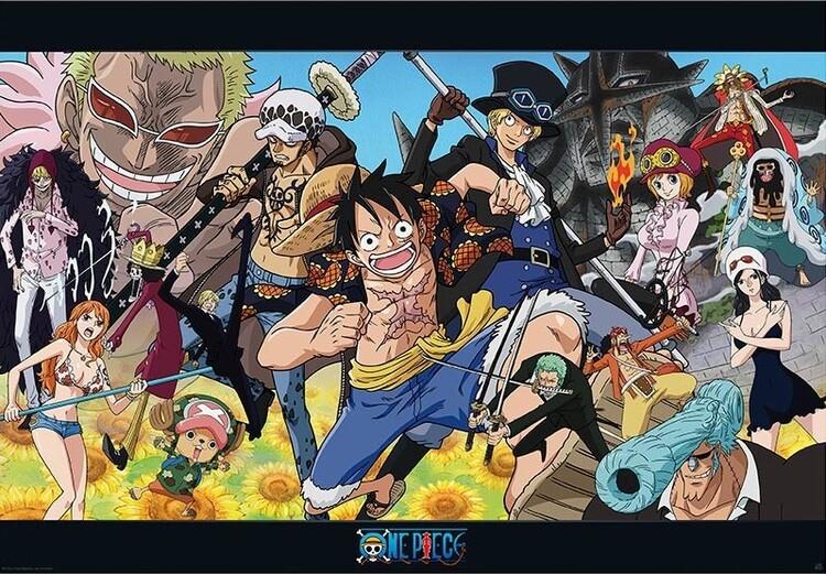 TOP 5 anime intro-uri