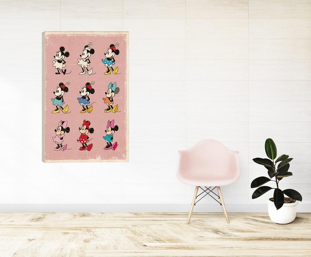 Inspiración:  fotografías y pinturas sobre lienzo