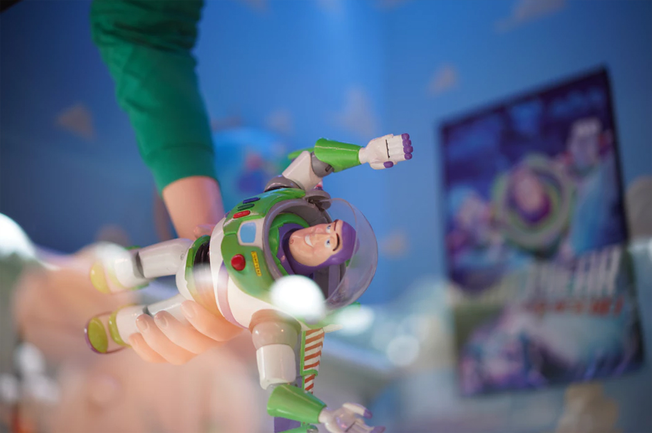 La historia de Toy Story