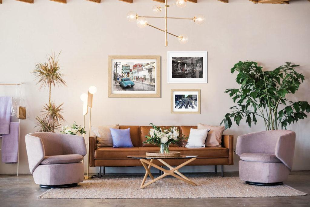 Inspiración: ¿Cómo organizar un espacio interior en estilo retro y vintage?