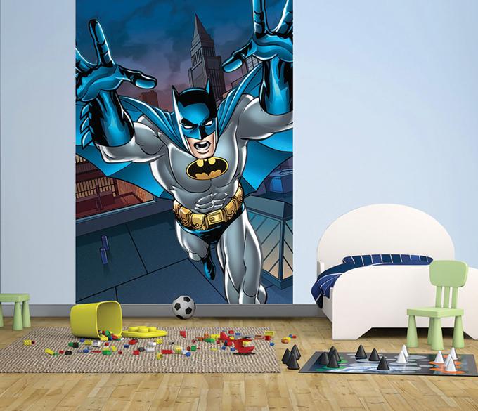 Batman-kuvatapetti 38,00€