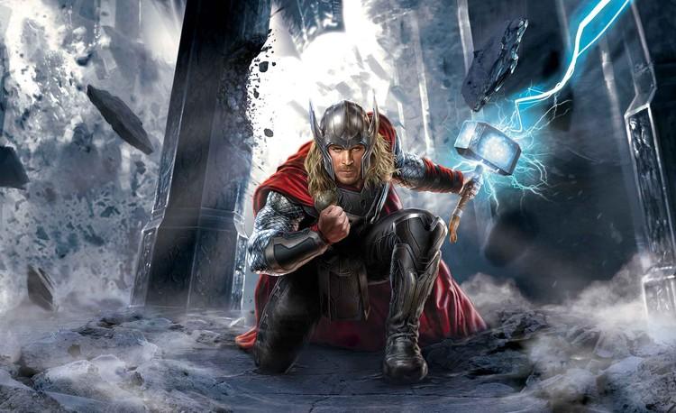 Viisi faktaa: Thor, ukkosen jumala