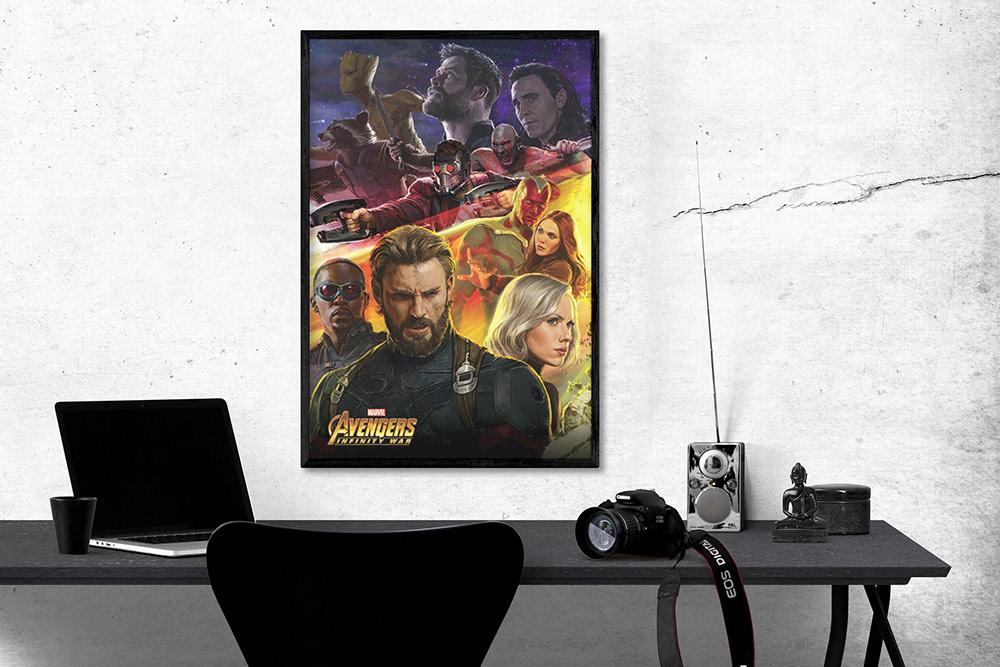 Viisi faktaa: Avengers – Kostajat