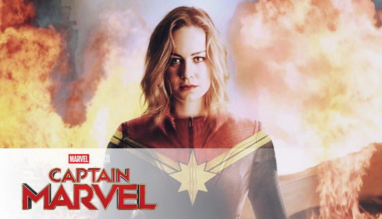 Viisi faktaa: Captain Marvel