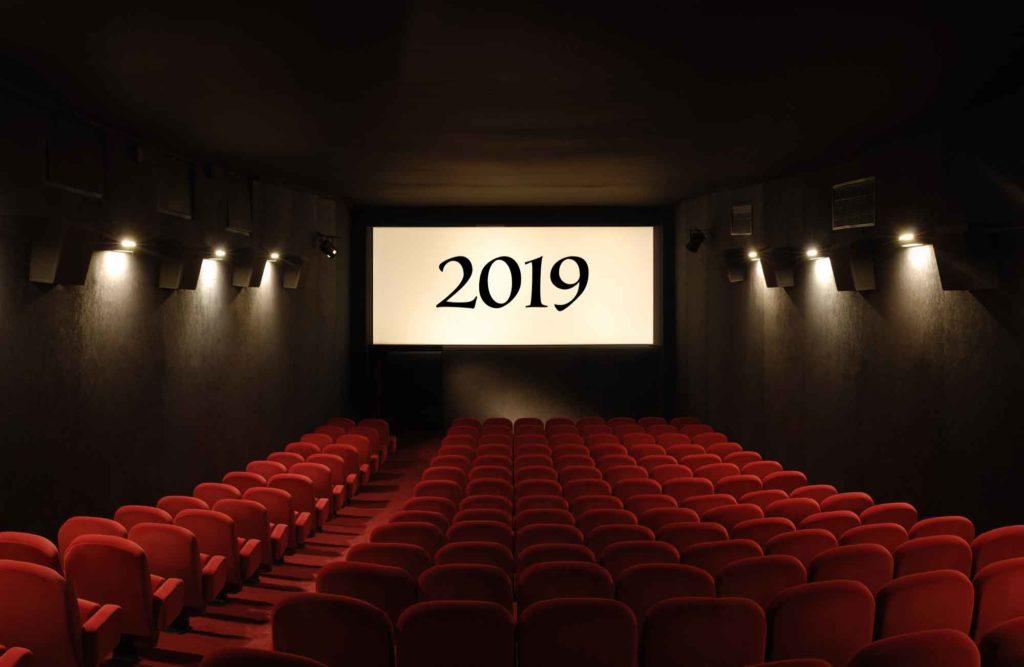 Ennakkokatsaus vuoden 2019 elokuviin