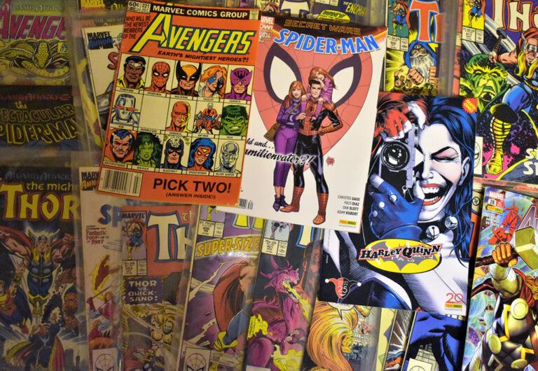 Hauskaa tietoa sarjakuvista!