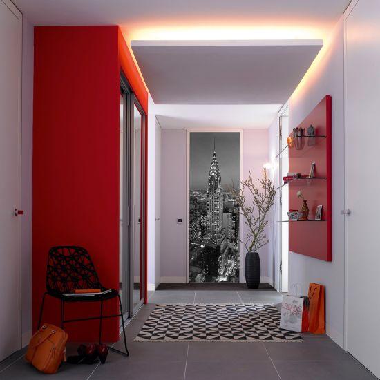 Interior DOOR MURAL