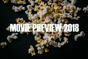 2018 Movie preview