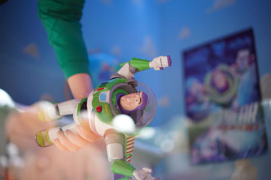 Het verhaal van Toy Story