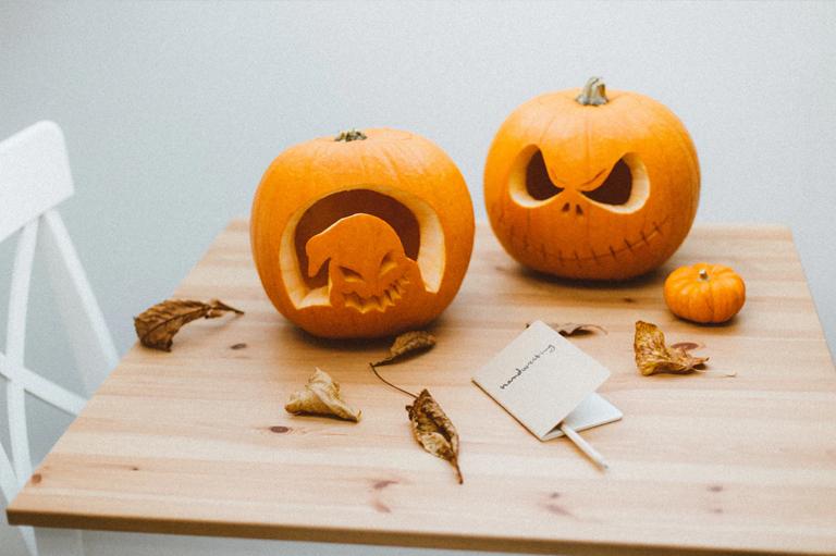 Bereid je voor op Halloween!