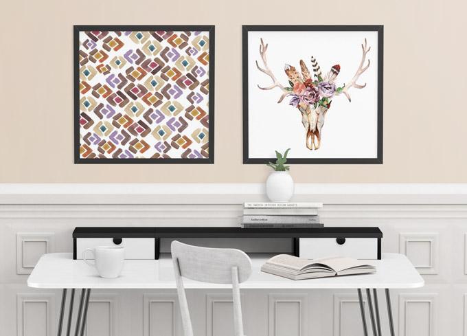 Hvordan gjøres det: Dekorer ditt hjem med Bohemsk stil