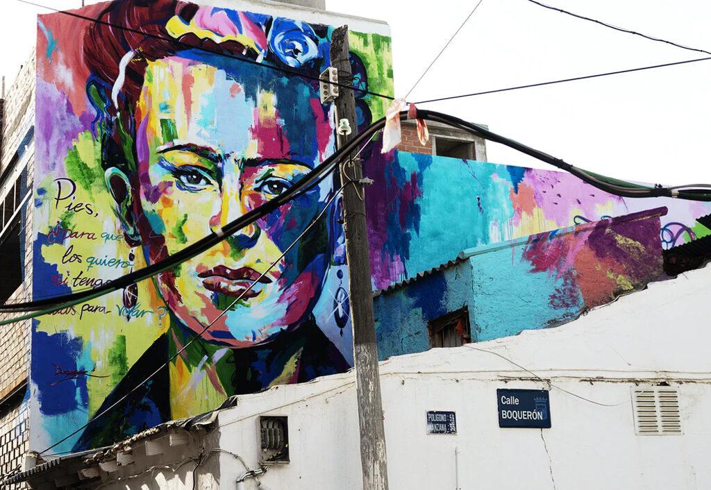 Frida Kahlo: Symbolet på Mexico og feminisme