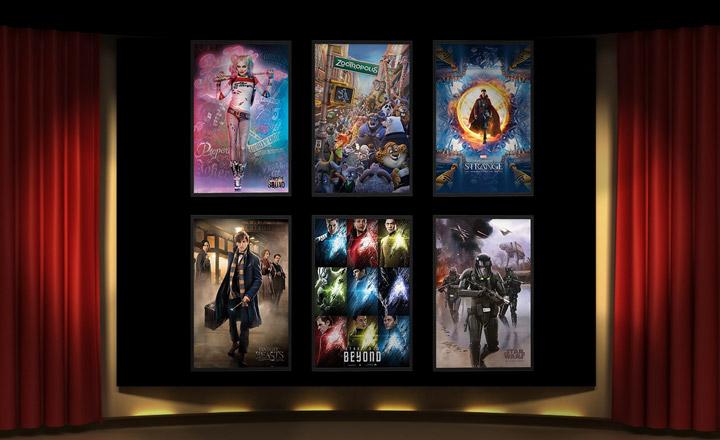Plakaty z nominowanych filmów i nie tylko już od 10,95 zł!
