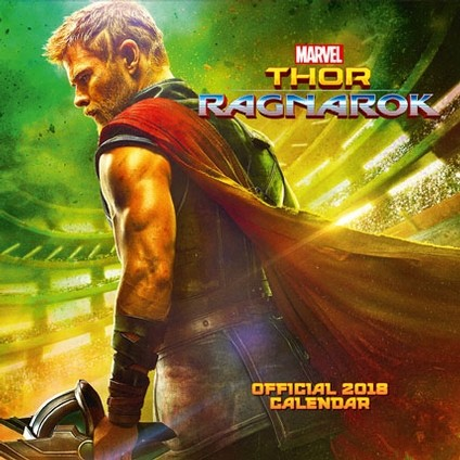 Thor kalendarz 2018