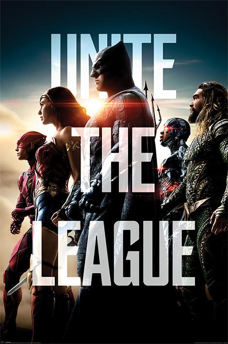 Plakat Justice League - Unite The League, 17,90 zł
