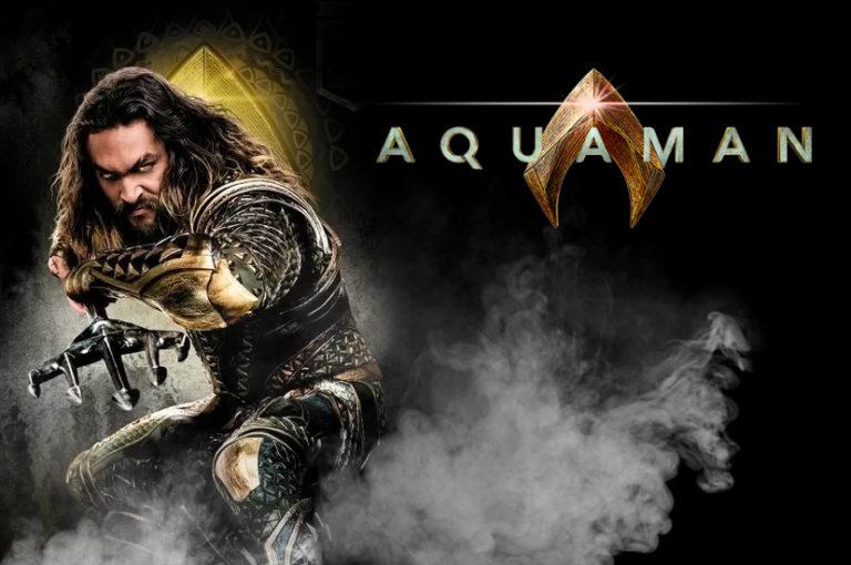Filmowe recenzje: Aquaman
