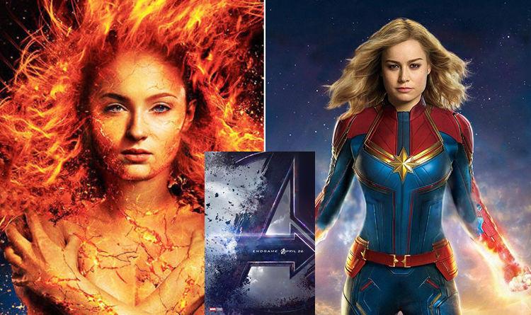 Silne postacie kobiece: Sophie Turner i Brie Larson (Źródło: express.co.uk; imdb.com)