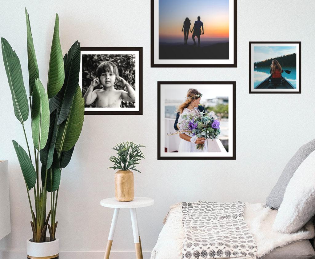 Inspiracje: Własne zdjęcia jako obrazy