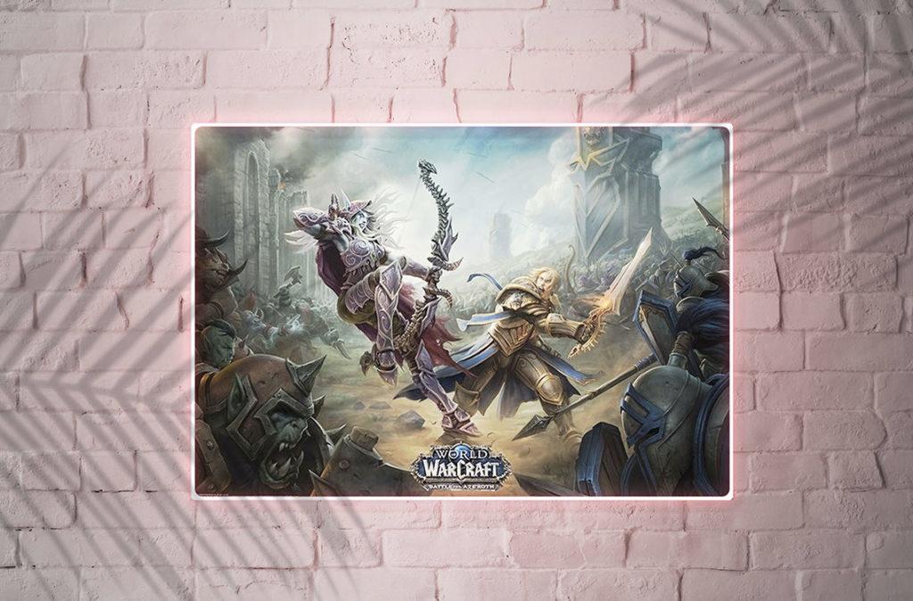 Parę faktów na temat rozwoju Warcrafta