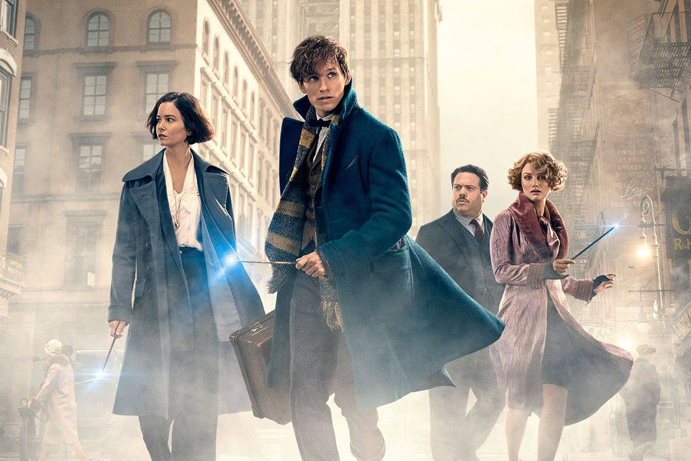 Pregled filma: Fantastic Beasts and Where To Find Them
