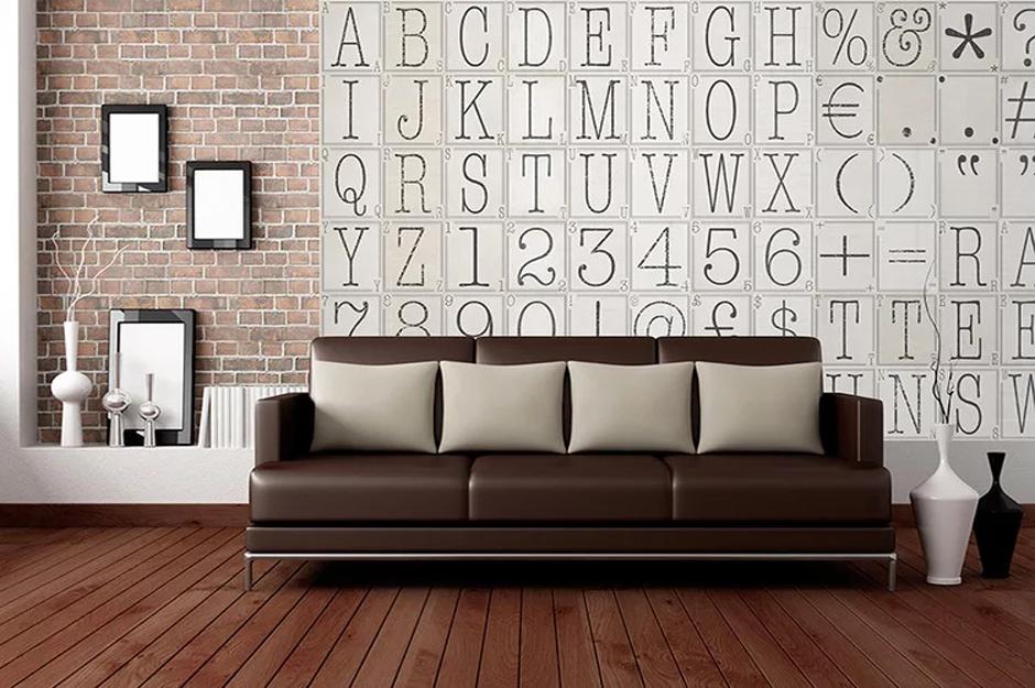 Kako izbrati stenske tapete