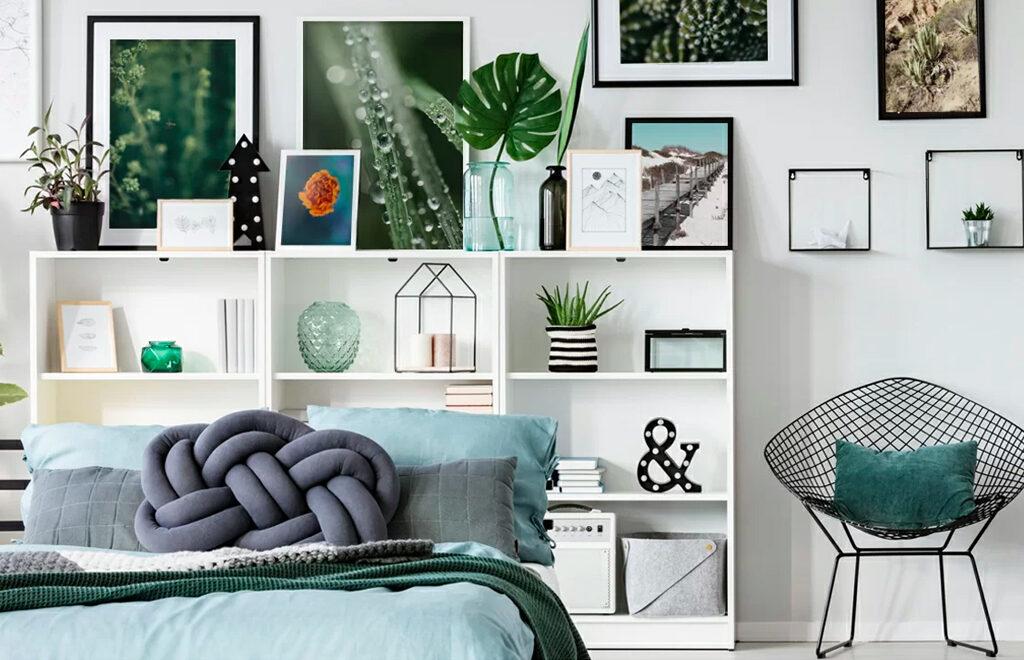 Del 2: Kako narediti svojo spalnico bolj prijetno