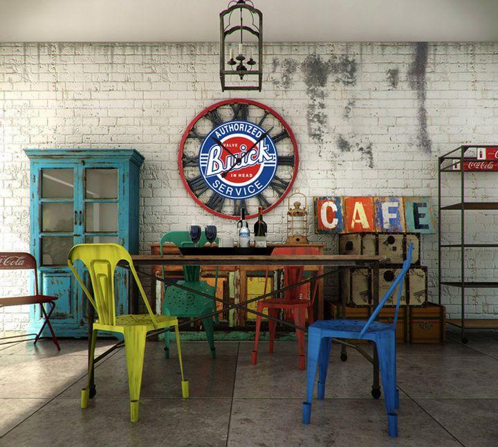 Ako zariadiť reštauráciu, bistro alebo bar?