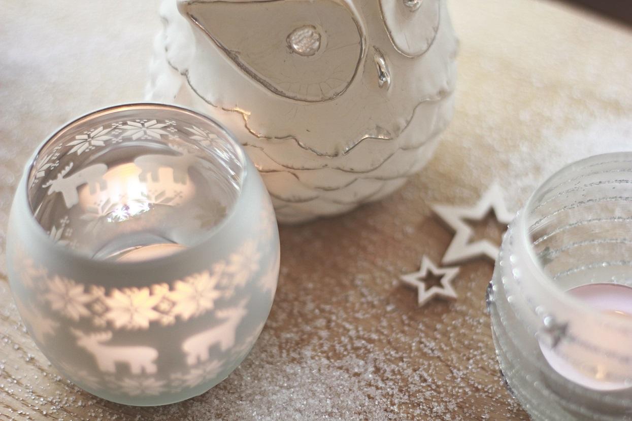 DIY: Kreatívne a lacné vianočné dekorovanie do strieborna