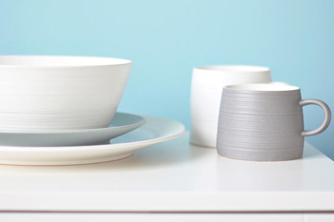 Riady s čistým a jedoduchým designom z našej kolekcie Moderných dekorácií