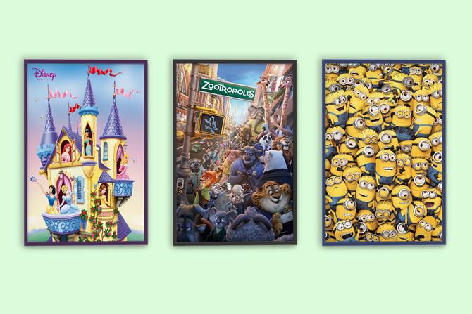 Viete čo majú deti najradšej? Disney princezny, Zootropolis a Mimoňov! U nás ale nájdete omnoho viac!