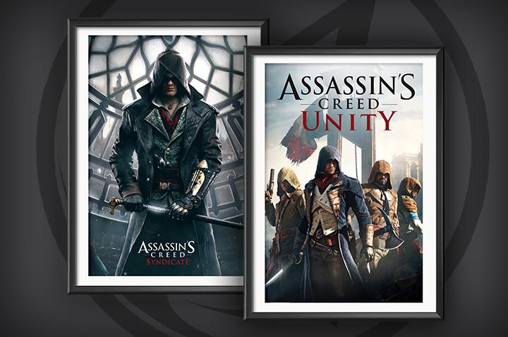 Top 5 Assassins z Assassins´s Creed