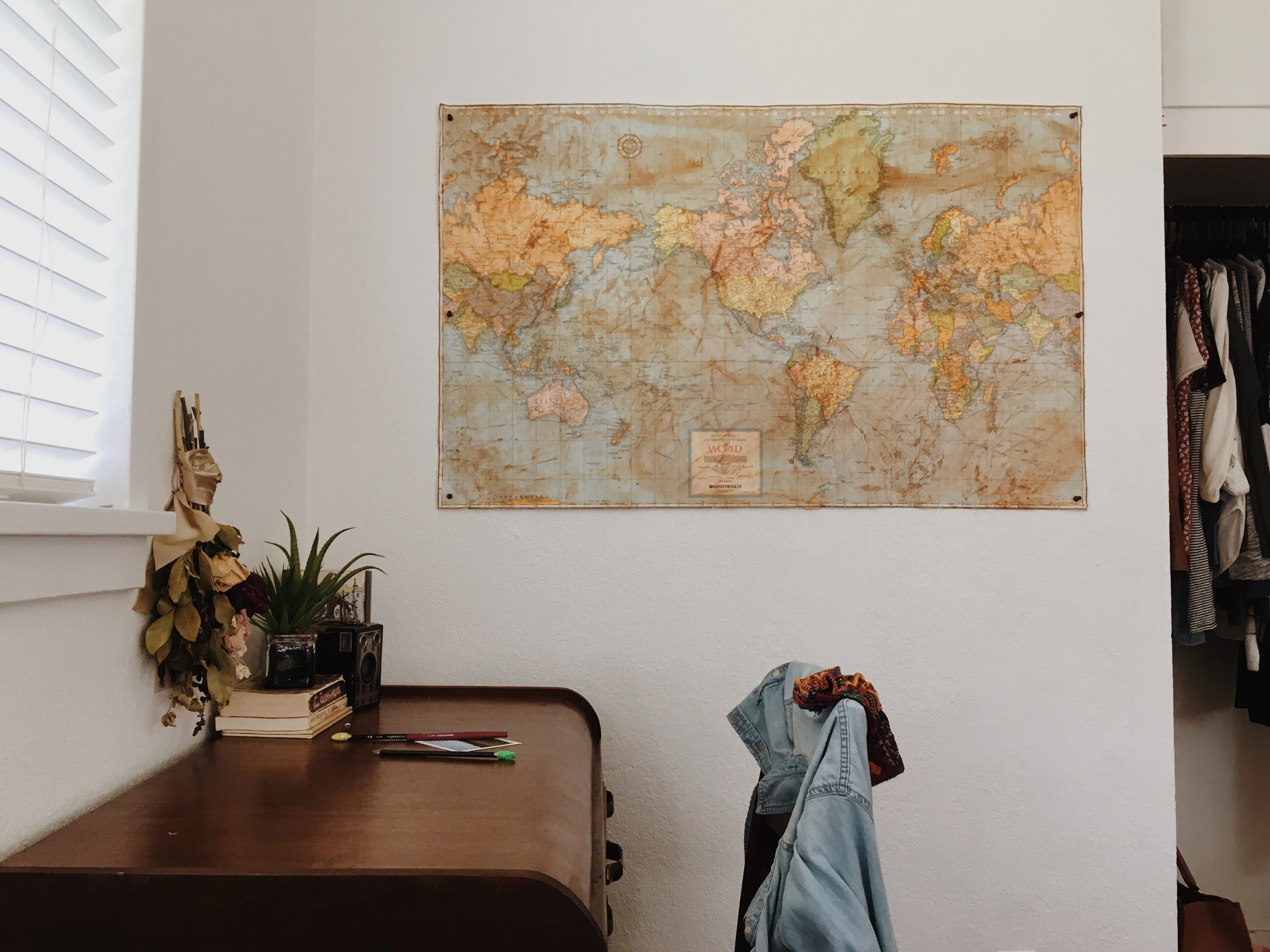 5 maneras de decorar tu habitación de estudio