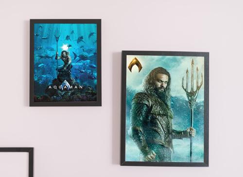 Zarámovaný plagát na stenu Aquaman, Justice League od DC Comics na Posters.sk