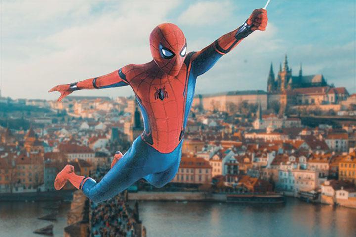Filmová recenzia: Spider- Man