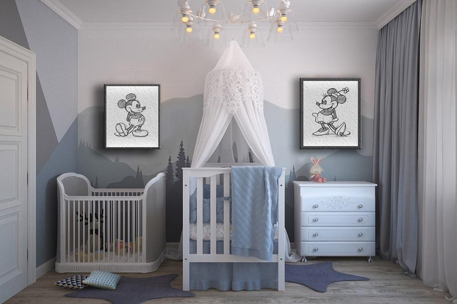 Inšpirácia: 4 tipy ako zútulniť detskú izbu