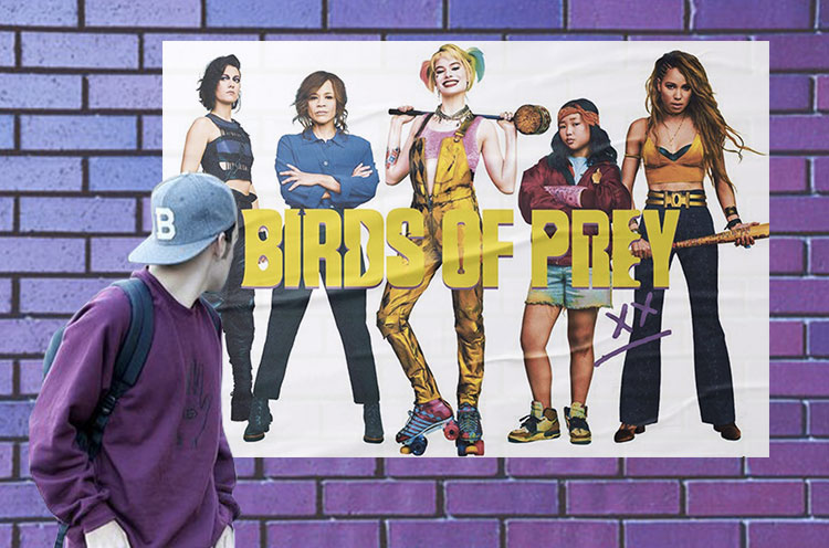 10 zaujímavostí o Birds of Prey a Harley Quinn ktoré ste možno (ne)vedeli