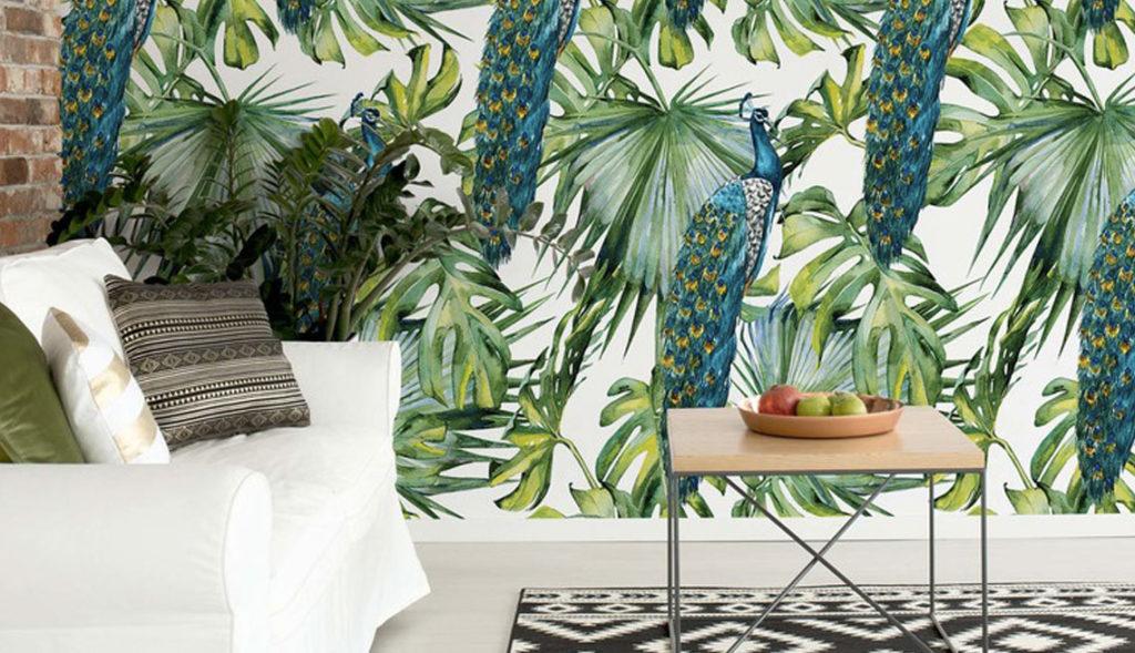 Buďte doma ako v tropickom raji