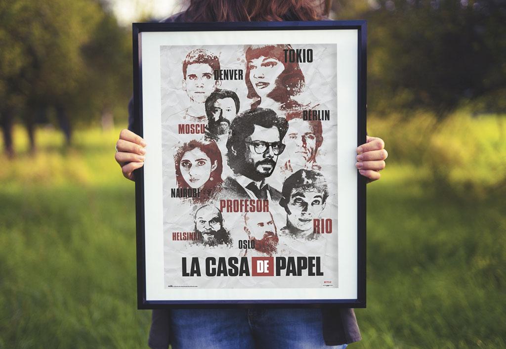 Money Heist – Papierový dom
