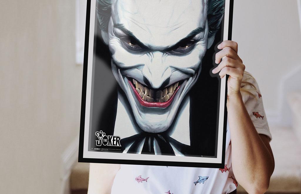 Joker oslavuje 80 rokov